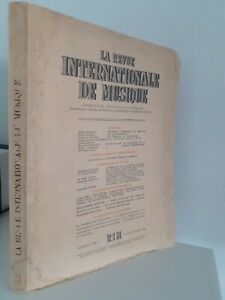 La-Rivista-Internazionale-Di-Musica-Volume-1-N-3-Rim-Parigi-1923