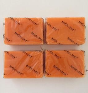 Kojie San Kojic Acid Skin Lightening Soap Authentic X 3 Bars 135g Each
