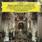 Mozart - Grosse Messe; Exsultate, jubilate; Ave verum corpus (CD, Dec-1991, DG Deutsche Grammophon)