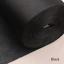 Interfacing Fabric White Black Light Medium Heavy Fusible//Iron On Per Metre