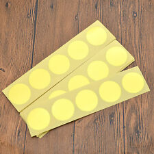 100 Pcs Embossing Gold Stamp Seal Stickers Craft Scrapbook Envelope Paper Décor
