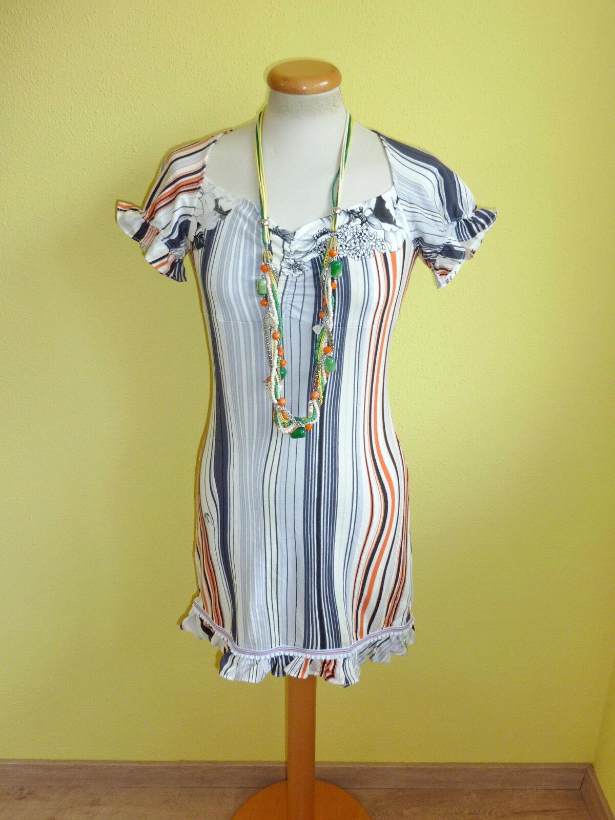 Kleid just Roberto Cavalli Shirtkleid original neu