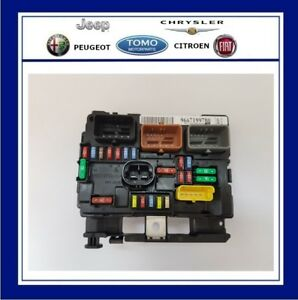 new genuine oe citroen engine bay fuse box (bsm) fits c3 picasso Citroen ZX image is loading new genuine oe citroen engine bay fuse box