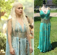 Daenerys Targaryen Qarth Cosplay Game of Thrones Sz 12 Everything Included! NWT