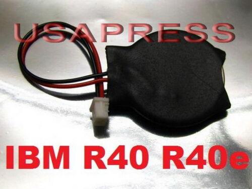 BRAND NEW IBM THINKPAD R40e  R40 Series CMOS BATTERY  91P8199 92P0991