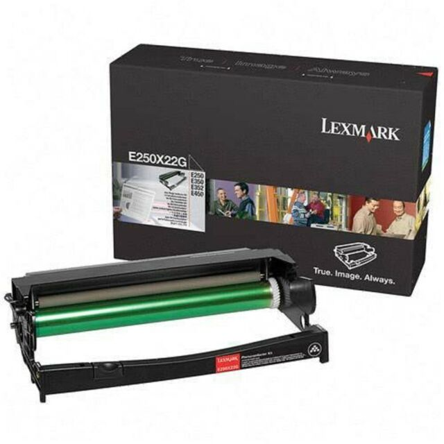 Genuine Lexmark E250X22G Photoconductor Kit for E250/E450DN
