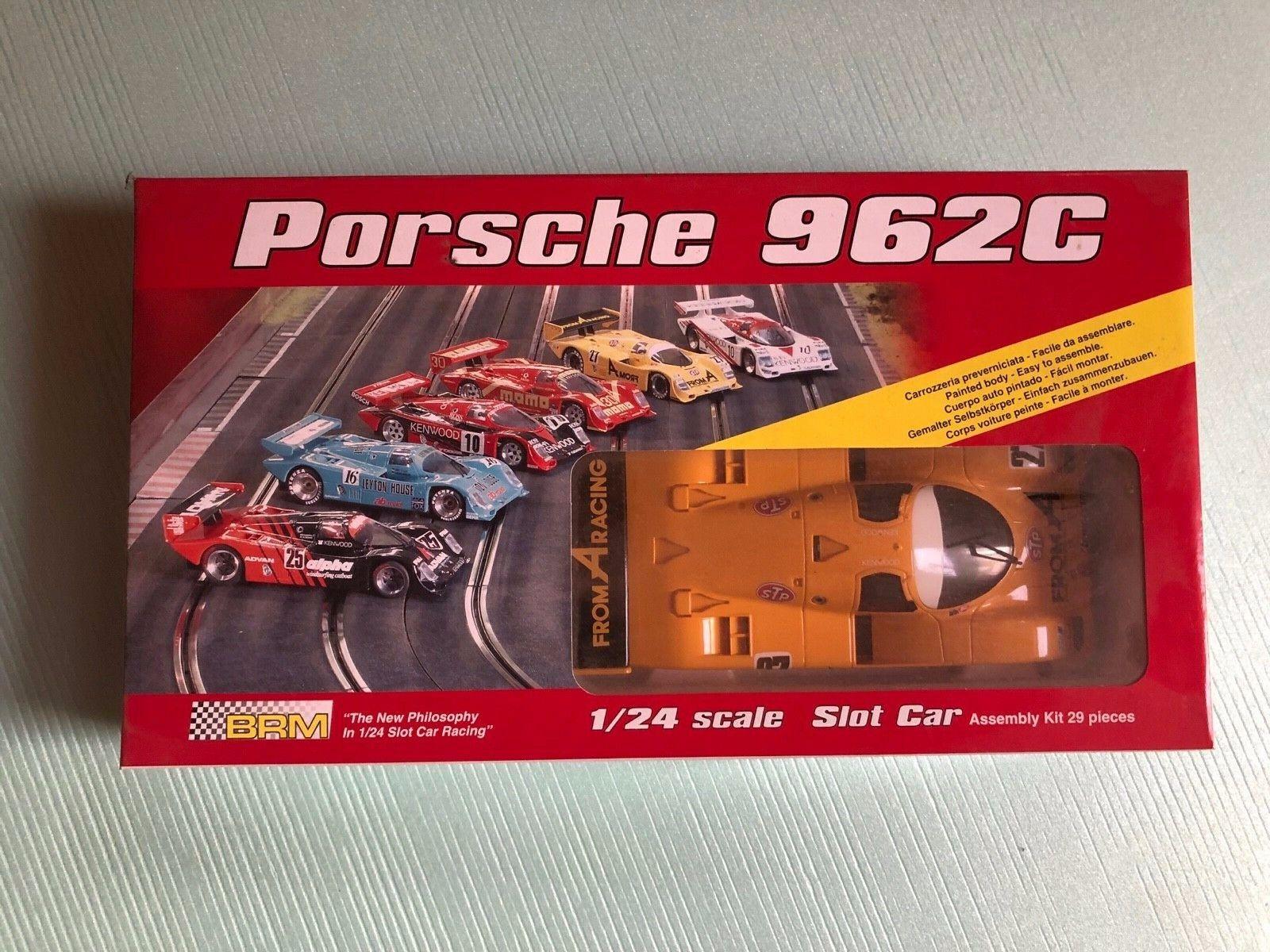 BRM Porsche 962 C From A  Bausatz 1 24