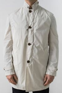 Man Jacket Trench Tag Divers Paoloni With Ice 5jL4AR3