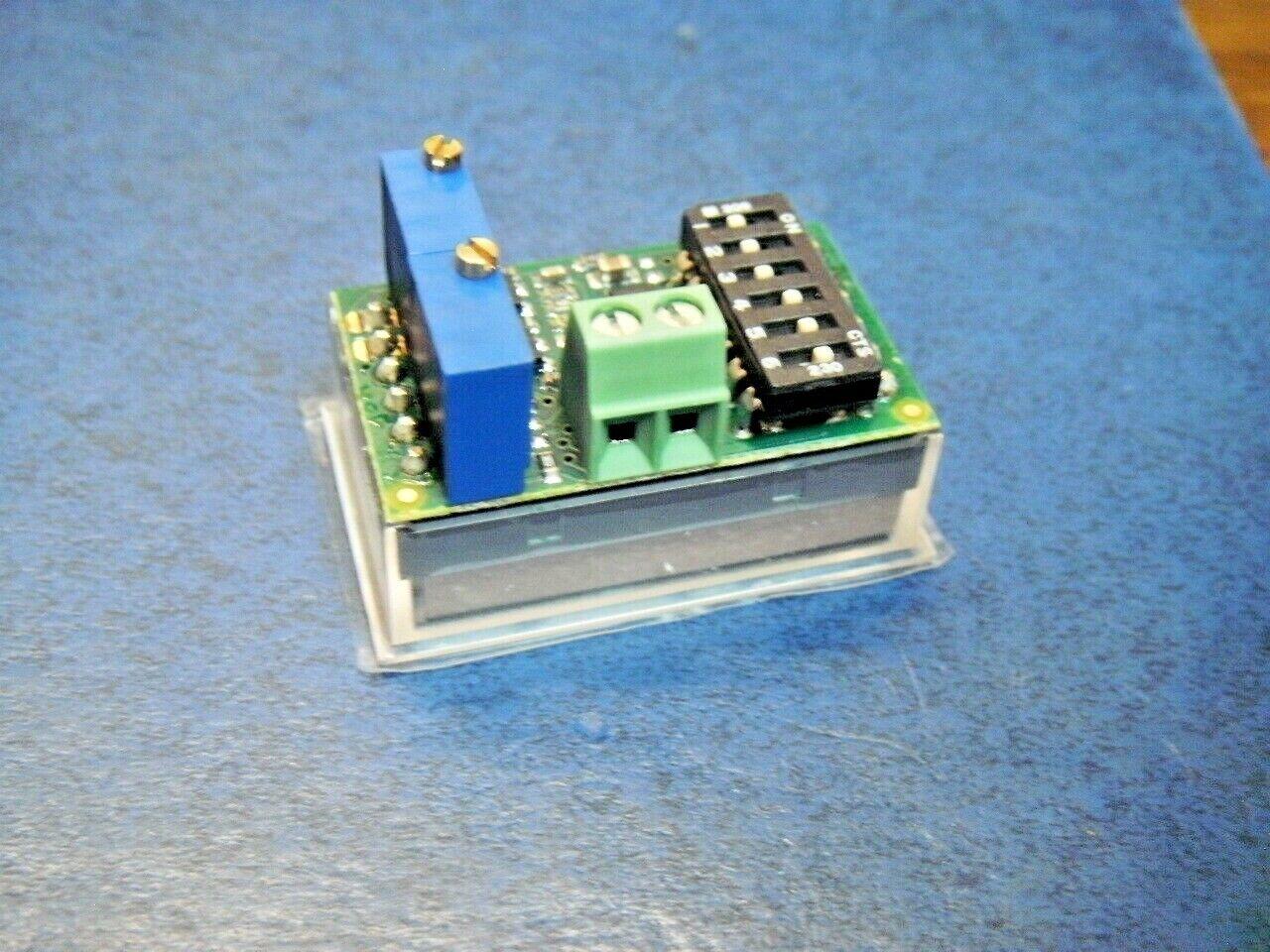 DPM LCD 4-20mA DATEL-dms-20lcd-4 // 20s-c processo