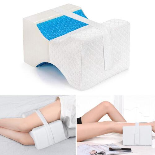 Comfort Memory Foam Pillow Hip Cushion Support Side Sleepers Leg Knee Pillow