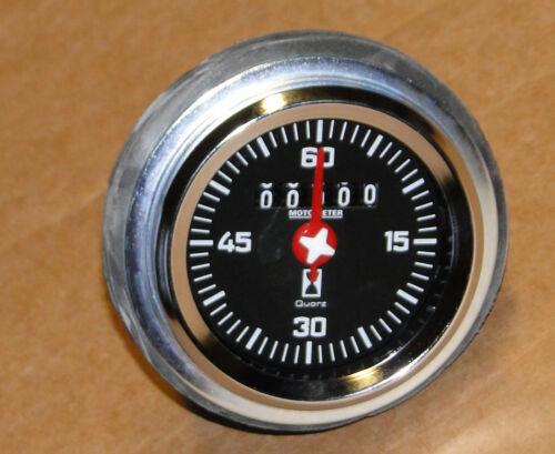 Betriebsstundenzähler Ø 60 oder Ø 70 mm universal für Schlepper oder Traktor