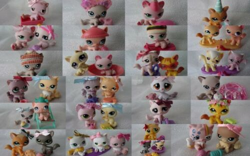 littlest petshop Lps Chat Cat  664 959 848 1345 1100 626 1265 1137 1326 364 etc.
