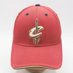 Cleveland Cavaliers Basketball Baseball Hat Cap Flexible Fit S/M