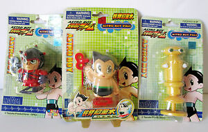 Lot 3 blisters ASTROBOY wind up  import