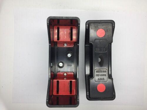 Tache rouge ee type RS100 100Amp fusible gec ALSTHOM carrier /& base hrc