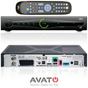 Humax PR-HD3000C Digital DVB-C Kabel Receiver SKY S HD3 HDMI V23 G02 G09 PVR