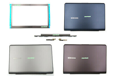 New Samsung NP530U3C NP530U3B NP535U3C 532U3C LCD Back Cover Bezel Hinges Cover