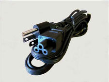 6' OEM Dell Mickey Mouse 3 Prong Power Cord for Inspiron Latitude Laptop Charger