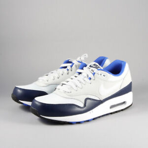 Buy Nike Air Max 1 Essential pure platinummidnight navy