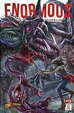 ENORMOUS 6 RARE COMICXPOSURE EXCLUSIVE  SPOILER VARIANT NM LIMITED TO 250