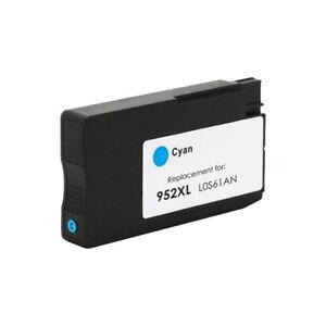 Details about 1Pk Cyan Ink Cartridge 952XL for HP OfficeJet Pro 8210 7720  8710 8730 8740 8720