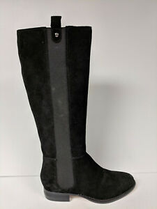 Corso-Como-Randa-Fashion-Boot-Black-Split-Suede-Womens-5-5