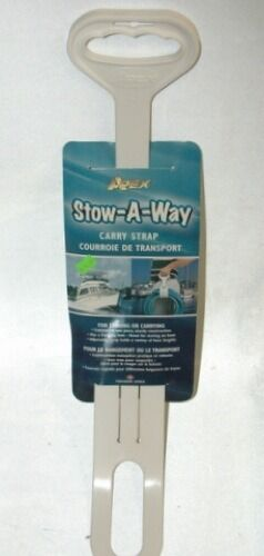 Apex Stow-A-Way hose carry strap New