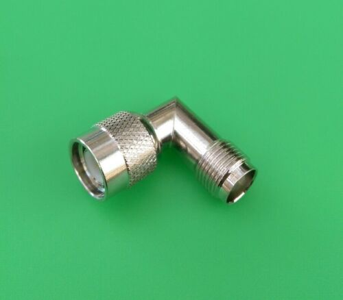 TNC Right Angle Male to Female Connector 5 PCS