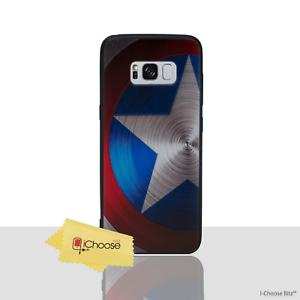 Marvel-Case-Cover-Samsung-Galaxy-S6-G920-3D-Gel-Captain-America-Shield