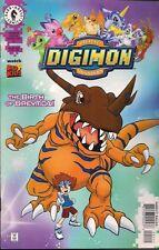 DIGIMON: DIGITAL MONSTERS #2 DARK HORSE COMICS