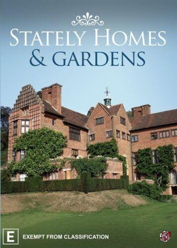 1 of 1 - Stately Homes & Gardens (DVD, 2016) Genuine & unSealed (D116/D155/D168/D172/D174