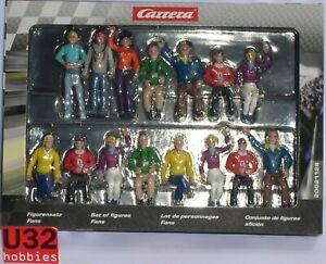 Carrera Evolution 21128 Conjunto Figuras Espectadores 15 Figuras Haute Qualité Et Bas Frais GéNéRaux