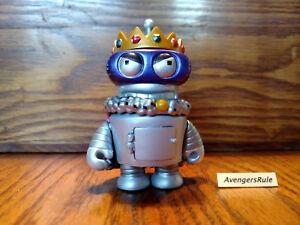 KIDROBOT FUTURAMA UNIVERSE X BENDER SUPER KING ROBOT DESIGNER TOY ART