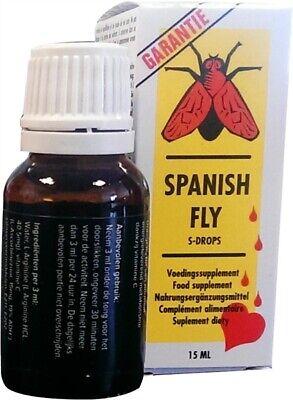 Spanish Fly Original Spanische Fliege Liebestropfen