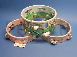 Tamburin (€5,99-€4,75 Stück) / Tambourin / Lisbeth Dahl 4 Modelle NEU und OVP!