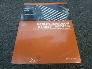 Details about 2015 Harley Davidson Street XG500 XG750 Electrical Wiring on