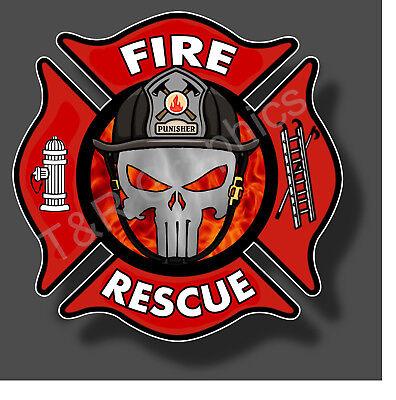 Fire and Rescue Service Somerset  vinyl sticker.