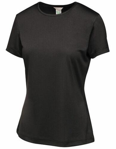 Damen Funktionsshirt T-Shirt Kurzarm Sportshirt atmungsaktiv schnelltrocknend
