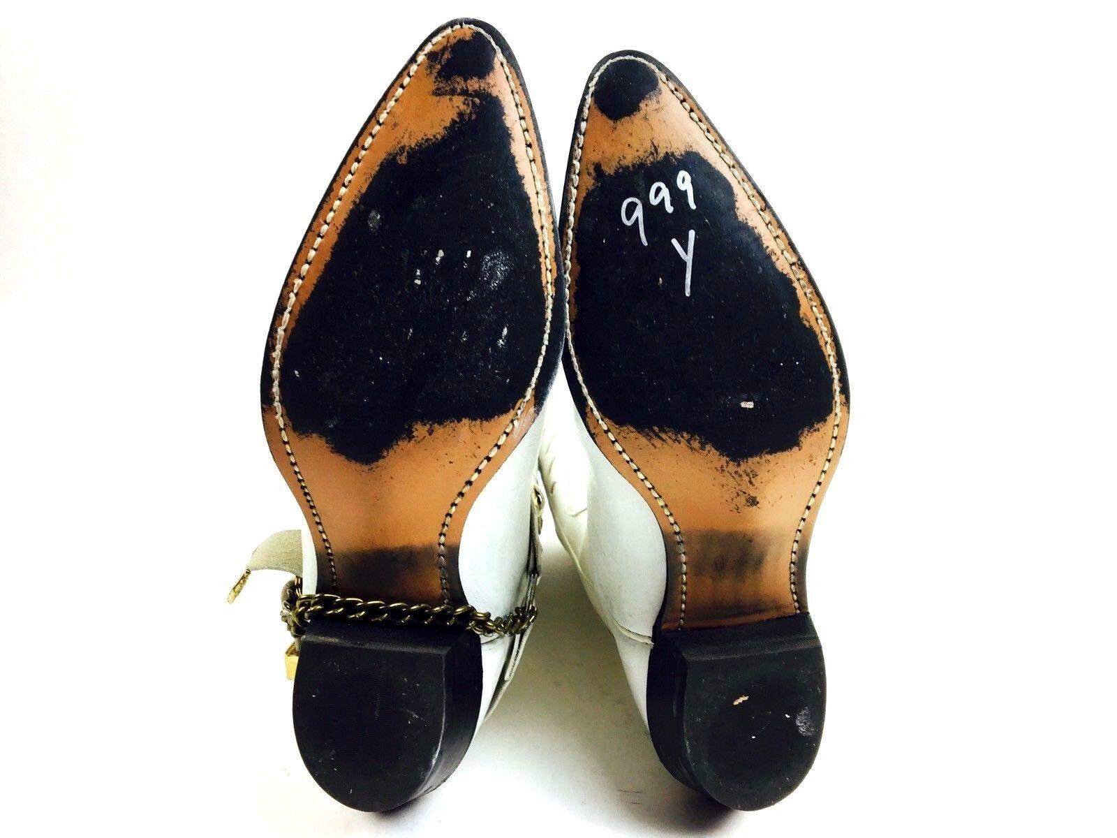 White Cowboy Boots Women's Shoes Women's Boots He… - image 7