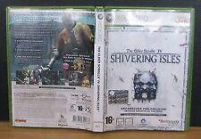 THE ELDER SCROLLS IV: SHIVERING ISLES - XBox 360 - PAL - Italiano - Usato