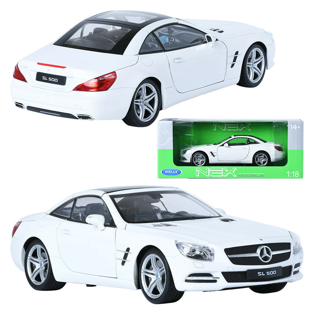 Ei neben 18 2012 sl500 weiße display miniatur - auto -