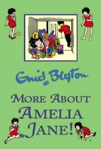 Very-Good-More-About-Amelia-Jane-Hardcover-Enid-Blyton-0603561926