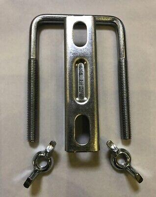 Doppel Mastschellen  Mastschelle 2mm 8-fach Schelle Set