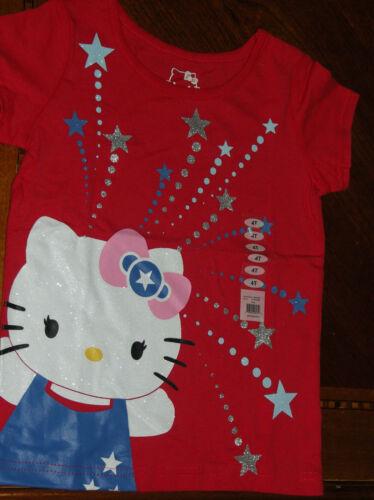 3T Toddler Girls Hello Kitty T Shirt sizes 2T