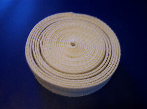 4 pack of 5//8 Inch Wide 100/% Cotton Wicks 8 inches long for oil lamp Made in USA