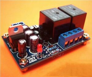 Speaker-protection-board-DIY-Components-kit-for-Stereo