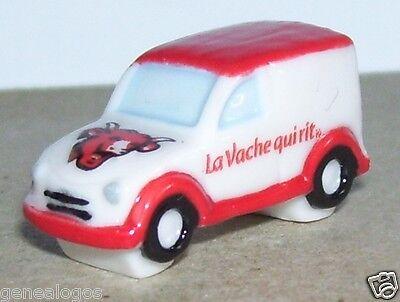 rare PEUGEOT D3A LA VACHE QUI RIT FEVE PORCELAINE 3D 1//160