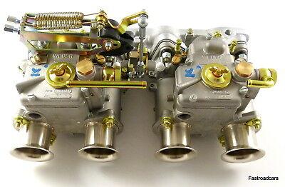 Coraggioso Ford 1600 X/flusso Escort. Capri. Kitcar. Weber 40 Dcoe X2 Carb/carburatore Kit-itcar.weber 40 Dcoe X2 Carb/carburettor Kit It-it Promuovi La Produzione Di Fluidi Corporei E Saliva