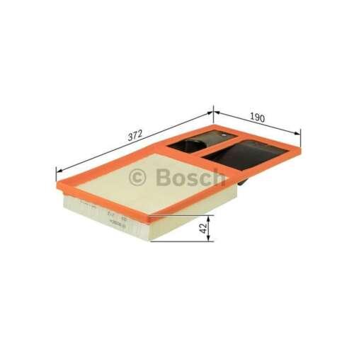 Fits Skoda Fabia Genuine Bosch Air Filter Insert