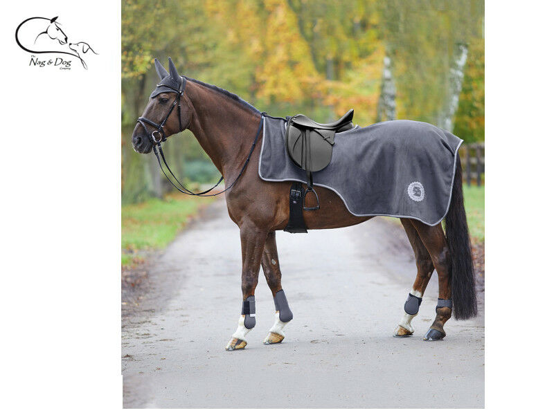 Waldhausen Luxury Horse Exercise Sheet Rug Alcantara Fleece Free Delivery